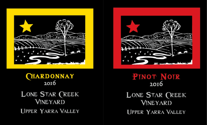 Chardonnay and Pinot Noir 2016