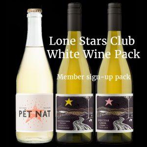 Lone Stars White Wine Pack